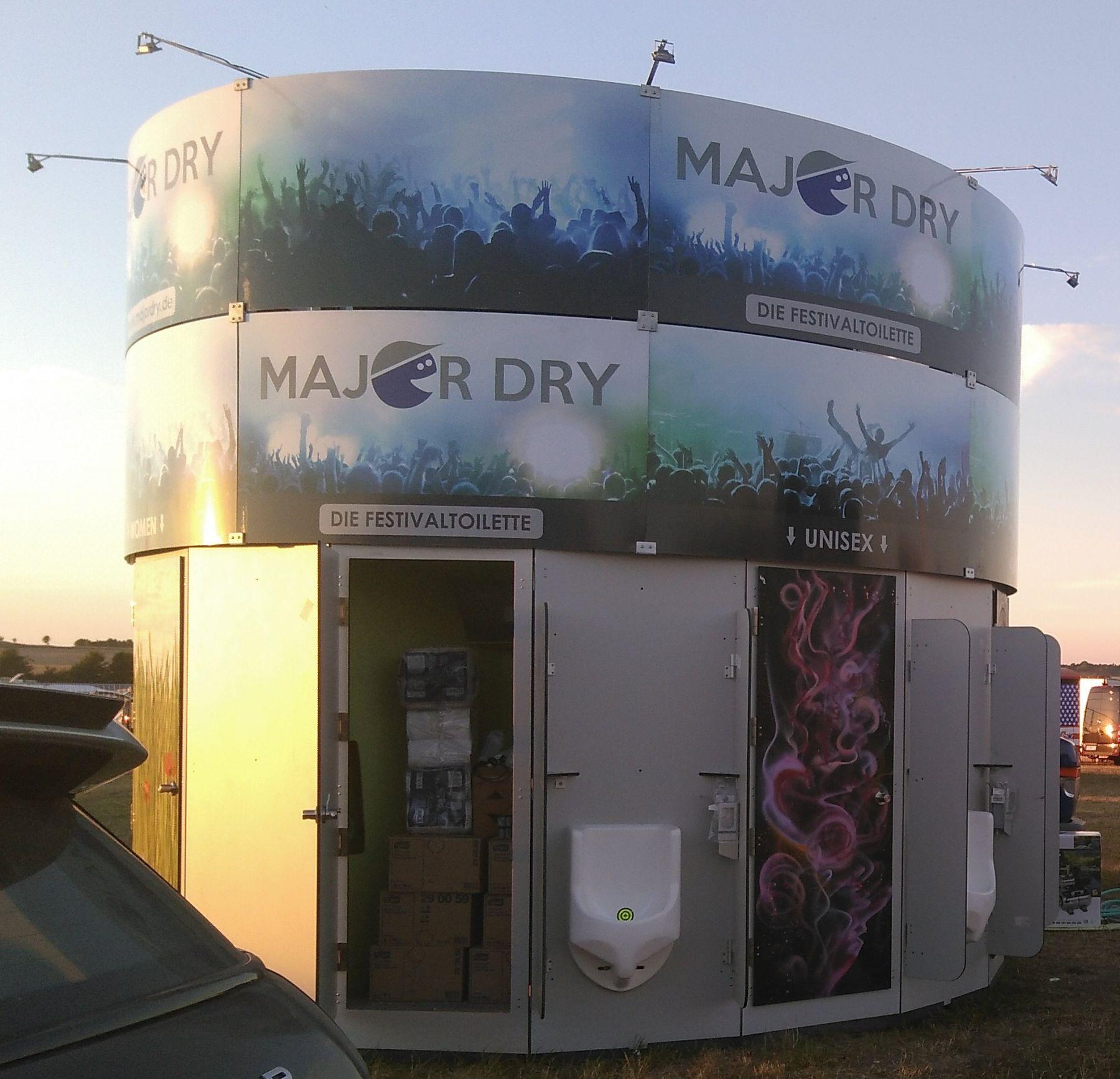 Major Dry®   WIR ROCKEN DAS ROCKHARZ!